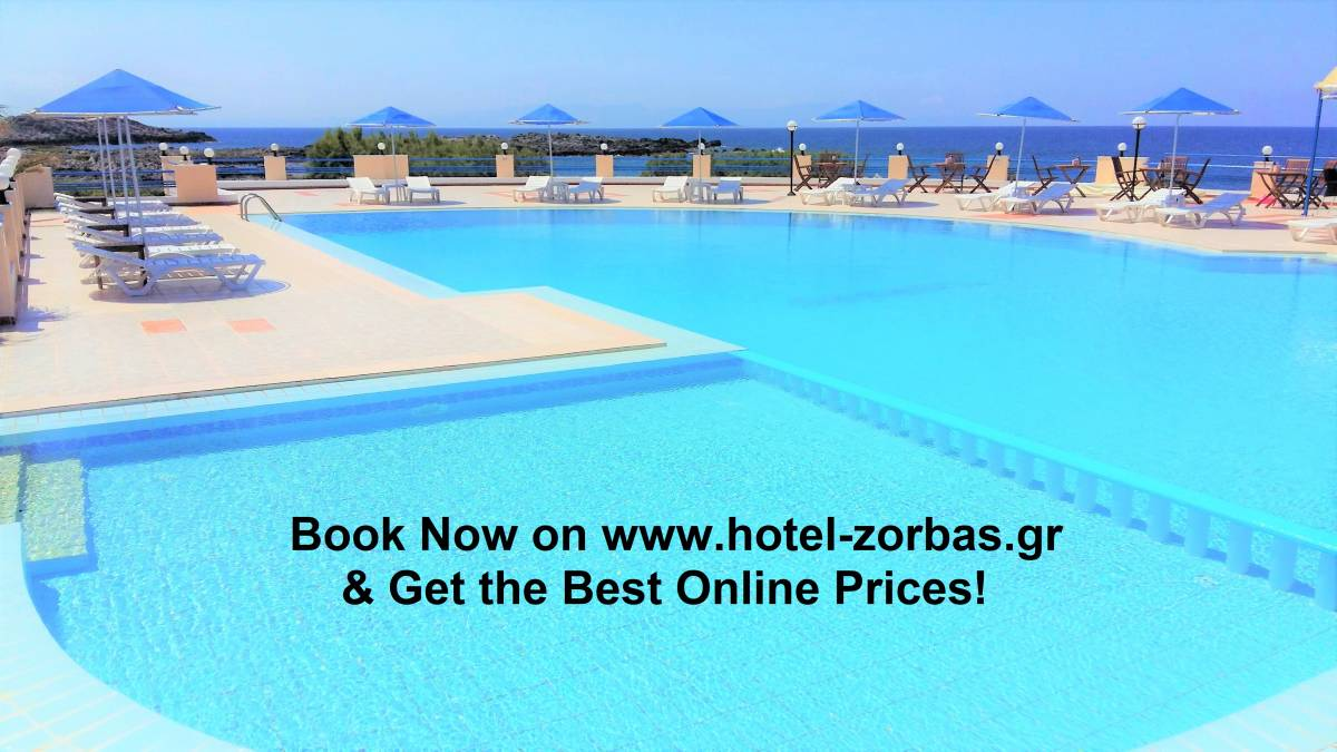 Hotel Zorbas Beach Village, Chania, Greece, Greece hostels and hotels