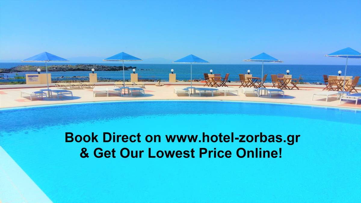 Hotel Zorbas Beach Village, Chania, Greece, hostels near transportation hubs, railway, and bus stations in Chania
