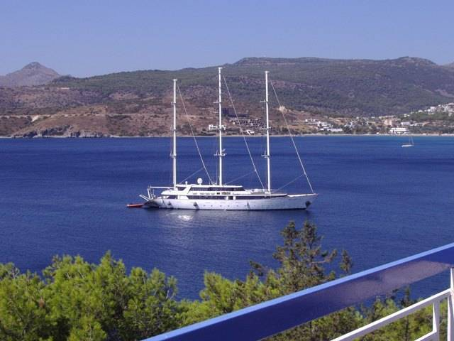 Kavos Bay Seafront Hotel, Aegina, Greece, Greece hostels and hotels