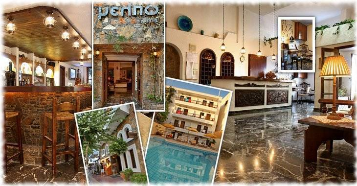 Melpo Hotel, Limin Khersonisou, Greece, Greece bed and breakfasts and hotels