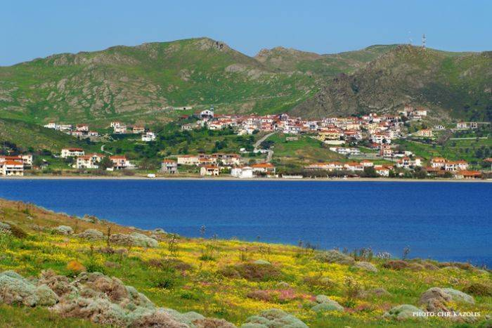 Panorama Plati - Lemnos Island - Greece, Myrina, Greece, Greece hostels and hotels