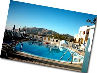 Pension Livadaros, Santorini, Greece, more hostel choices for great vacations in Santorini