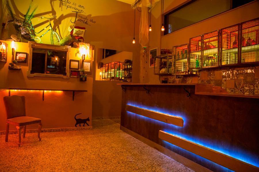 Rhodes Backpackers, Rodos, Greece, Greece hostels and hotels