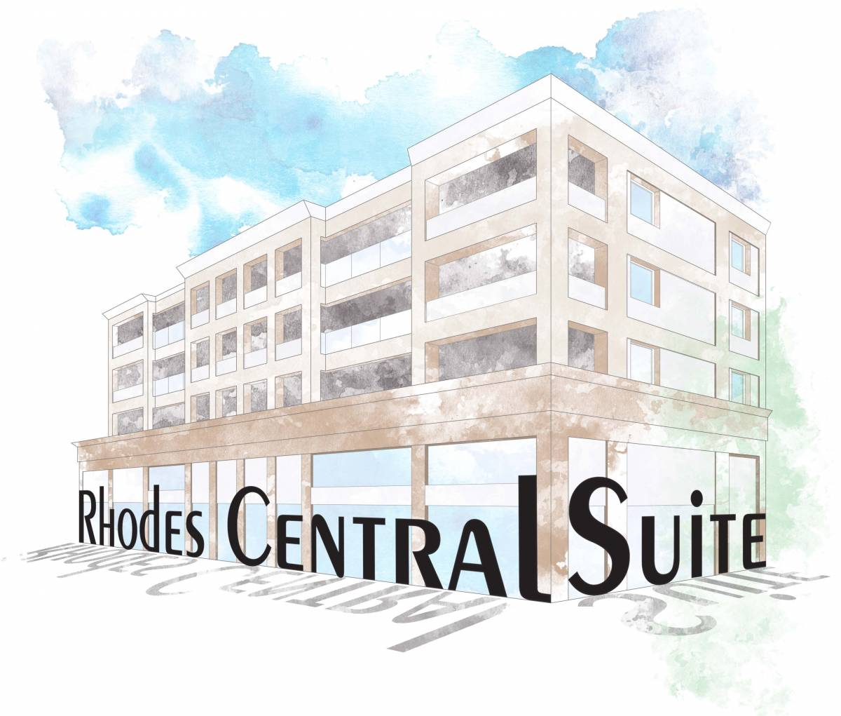 Rhodes Central Suite, Rodos, Greece, Greece bed and breakfasts and hotels