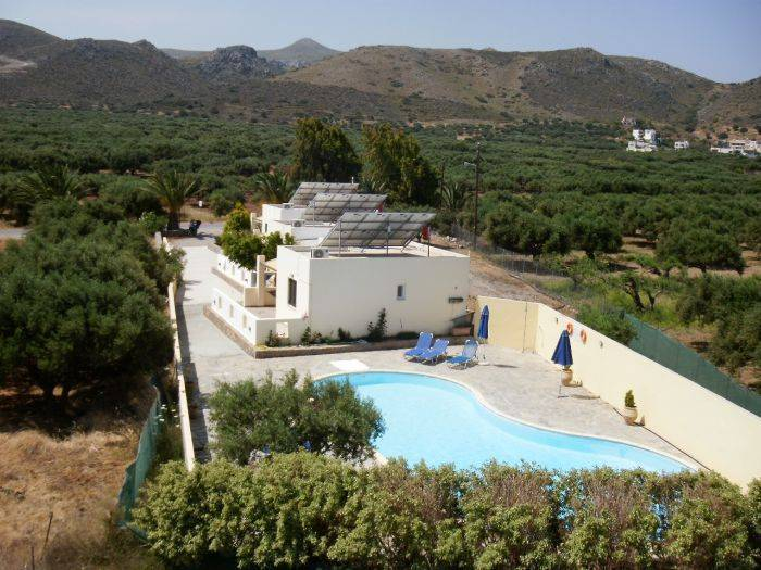 Rousolakos Apartments, Palaikastron, Greece, safest places to visit and safe hostels in Palaikastron
