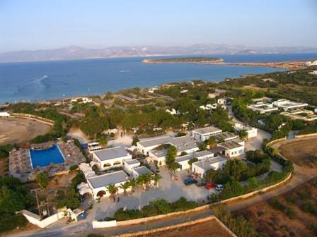 Surfing Beach Village, Naousa, Greece, Greece hostels and hotels