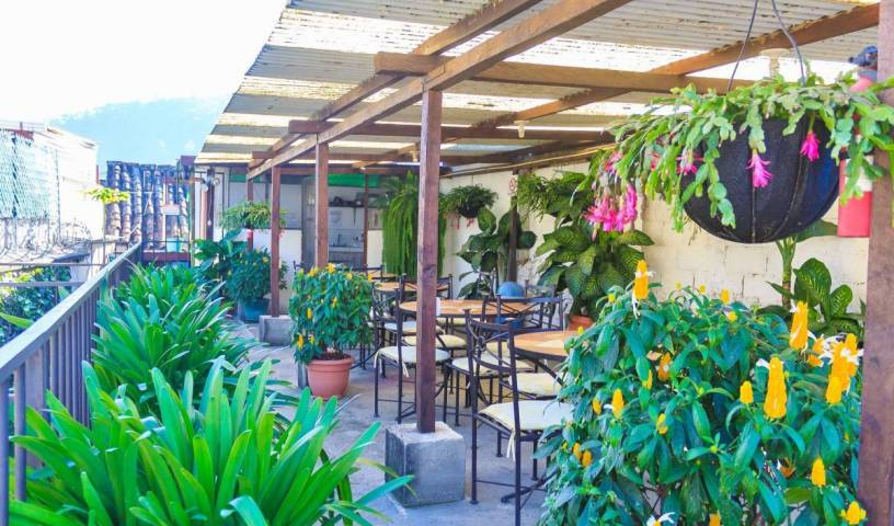 Hostal Antigua -  Antigua Guatemala, bed & breakfasts for all budgets 26 photos