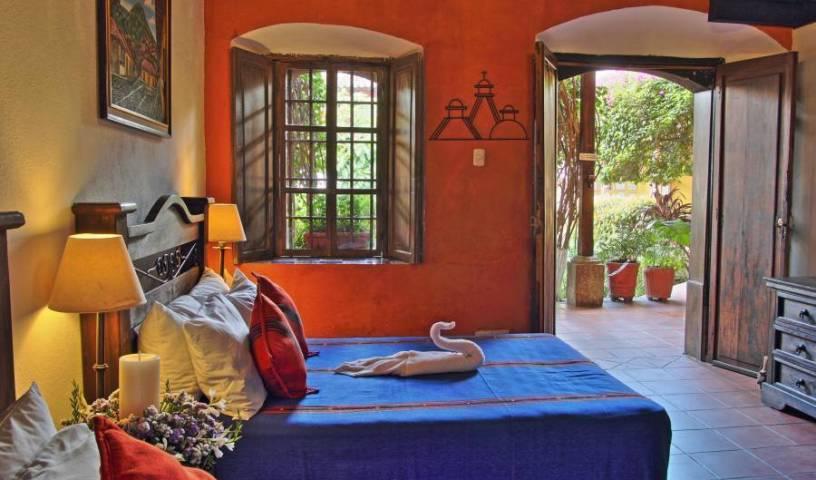 Hotel Casa Antigua -  Antigua Guatemala, bed and breakfast bookings 59 photos
