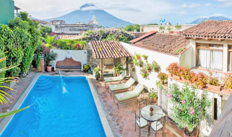 Hotel Casa del Parque - Search for free rooms and guaranteed low rates in Antigua Guatemala 76 photos