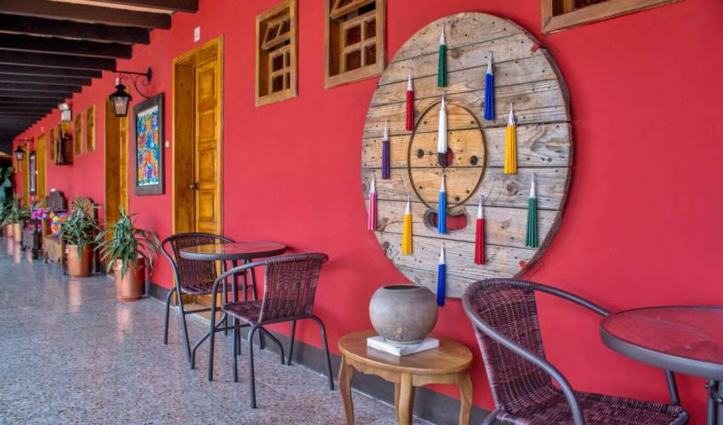 Hotel Panchoy - Get cheap hostel rates and check availability in Antigua Guatemala 60 photos