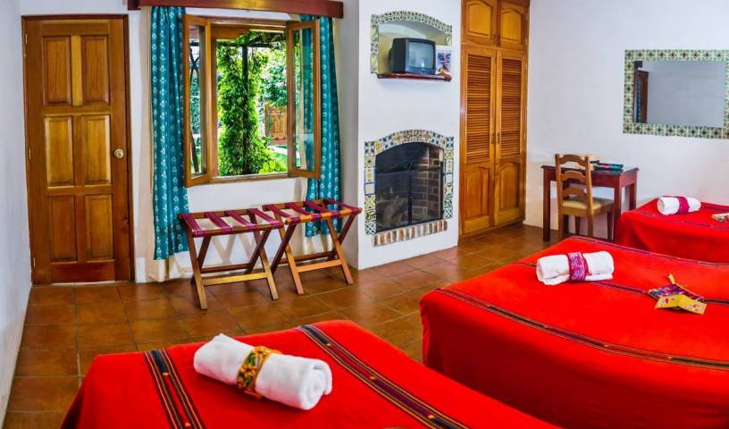 Hotel San Jorge -  Antigua Guatemala, bed & breakfasts for all budgets 55 photos