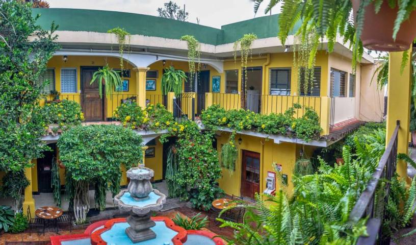 Posada San Vicente - Get cheap hostel rates and check availability in Antigua Guatemala 65 photos