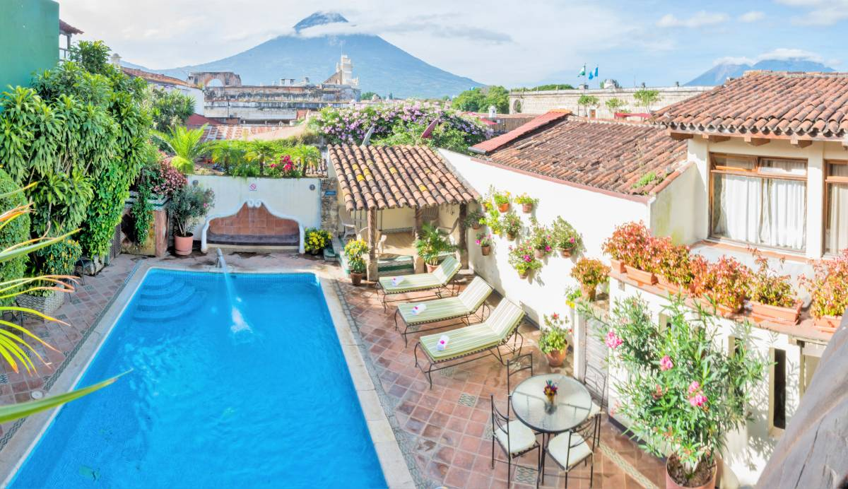 Hotel Casa del Parque, Antigua Guatemala, Guatemala, Guatemala bed and breakfasts and hotels