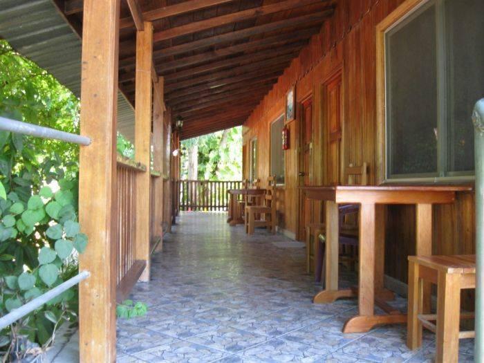 Hotel Las Gardenias, El Remate, Guatemala, All inclusive i schronisk w El Remate