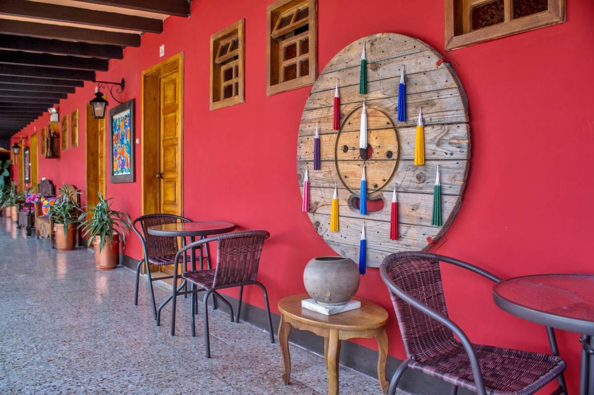 Hotel Panchoy, Antigua Guatemala, Guatemala, Guatemala schroniska i hotele