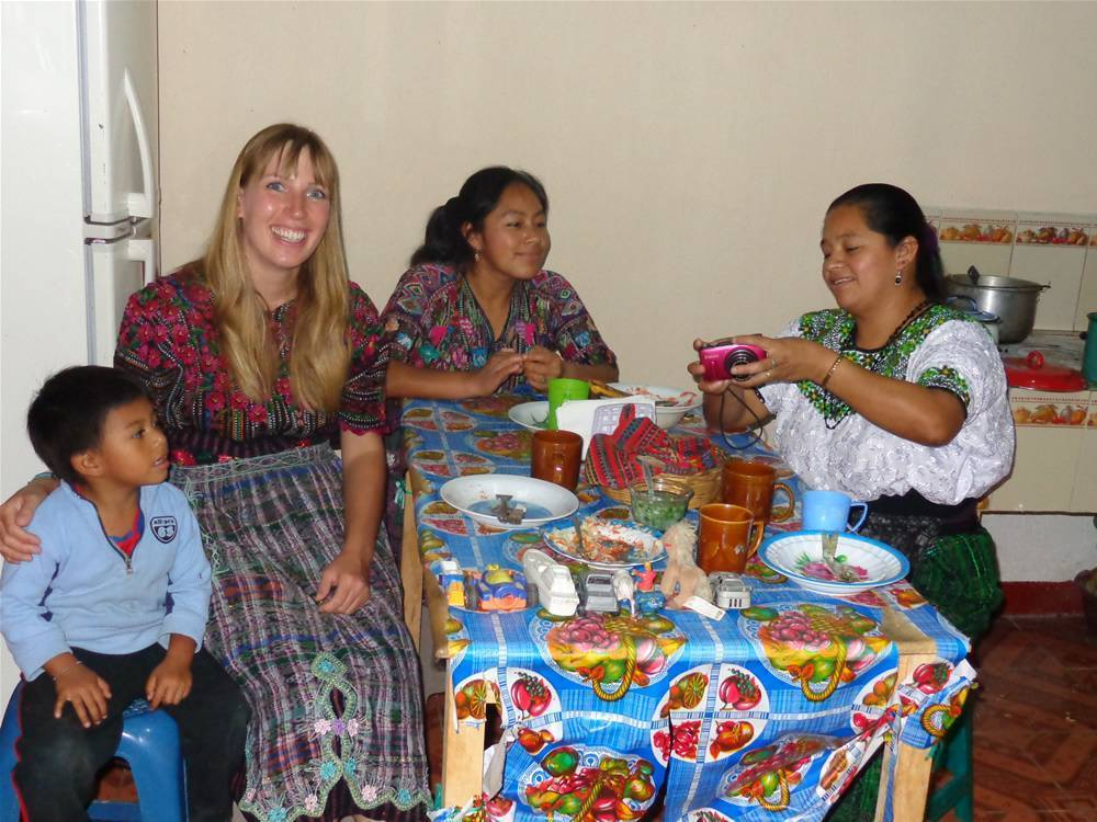 Maya Experience, Panajachel, Guatemala, Opinie o HostelTraveler.com w Panajachel
