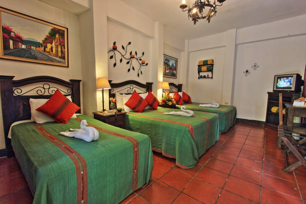 Posada Dona Luisa, Antigua Guatemala, Guatemala, great travel and bed & breakfasts in Antigua Guatemala