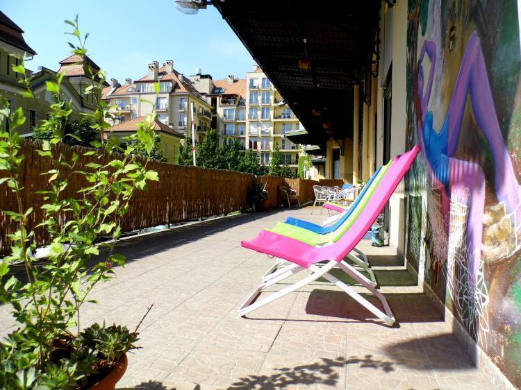 Budapest Budget Hostel, Budapest, Hungary, low cost lodging in Budapest