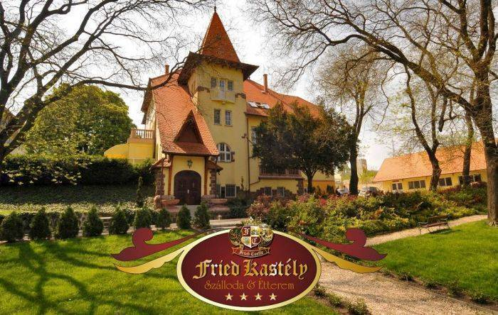 Castello Albergo Fried, Simontornya, Hungary, Hungary hostels and hotels