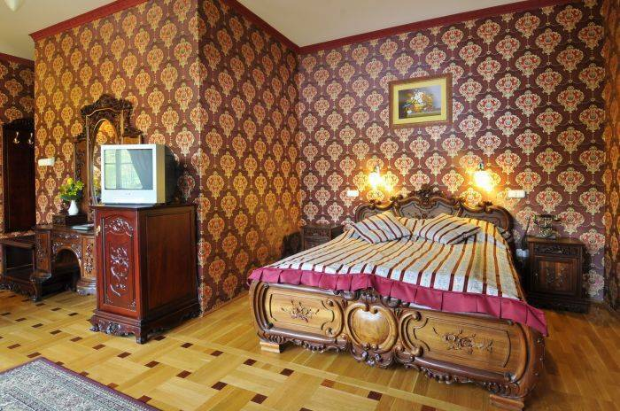 Castello Albergo Fried, Simontornya, Hungary, reservations for winter vacations in Simontornya