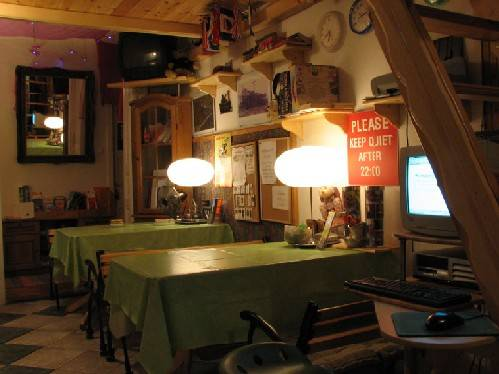 Locomotive Light Hostel, Budapest, Hungary, Hungary hostela i hotela