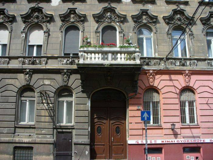 Visegradi Street Apartment, Budapest, Hungary, backpackers gear and staying in hotels or budget bed & breakfasts in Budapest