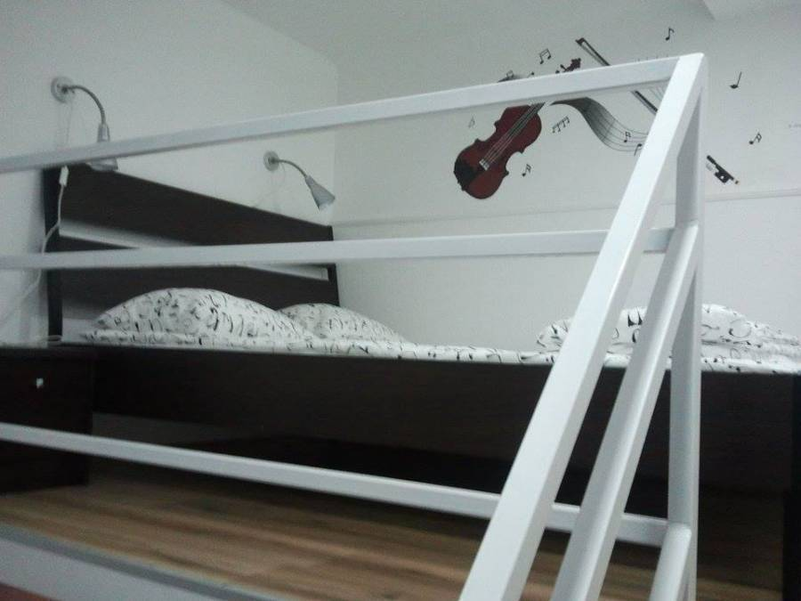 X Hostel Budapest Loft Rooms, Angyalfold, Hungary, Hungary bed and breakfasts og hoteller