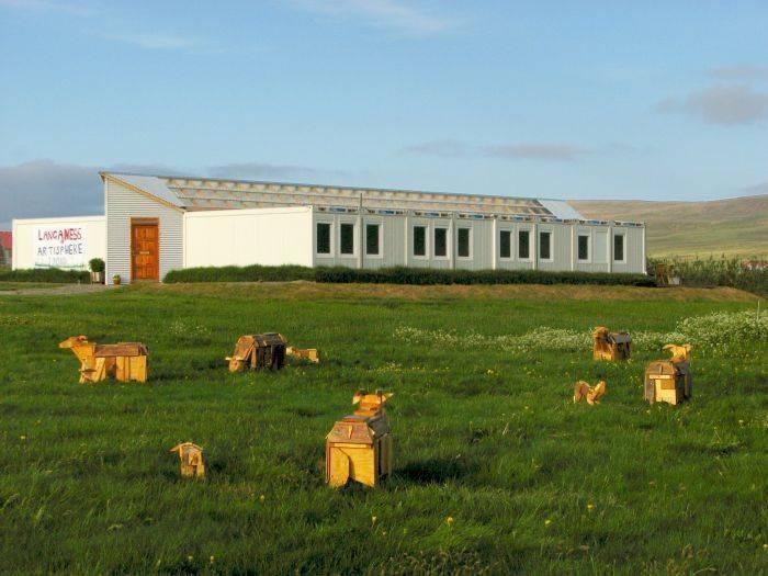 Ytra Lon Farm Lodge, Torshofn, Iceland, Finden Hostels in authentischen Welterbe Destinationen im Torshofn