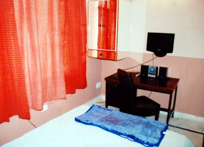 Aabhi Inn, New Delhi, India, hostellit ja käyntikohteet antiikkia ja antiikkimessua sisään New Delhi