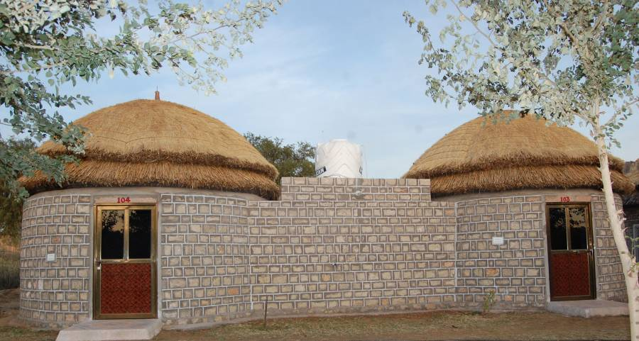 Abhay Resort and Camp, Khimsar, India, save on bed & breakfasts with BedBreakfastTraveler.com in Khimsar