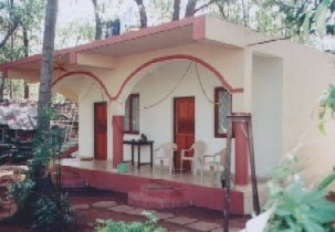 Anjunapalms Guesthouses, Anjuna, India, book unique hostels or cheap hotels and experience a city like a local in Anjuna