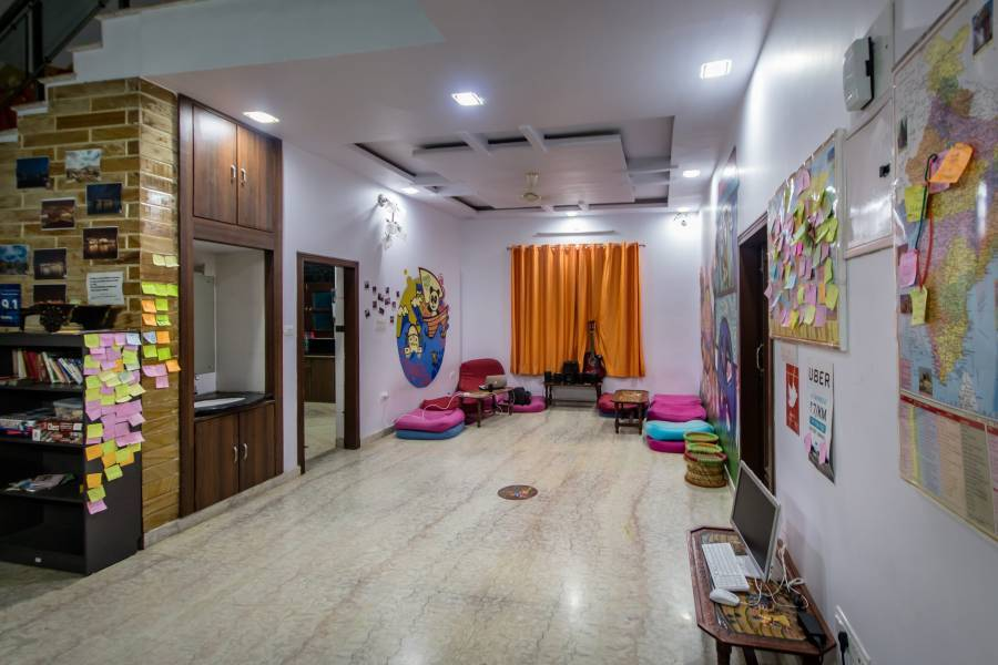 Backpacker Panda, Udaipur, India, most reviewed hostels for vacations in Udaipur