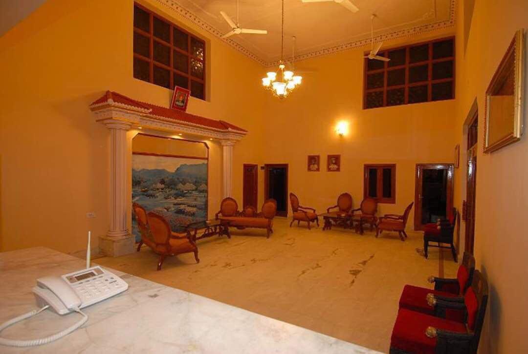 Bikaner Resort, Bikaner, India, Stați într-o pensiune și întâlniți lumea reală, nu o broșură turistică în Bikaner