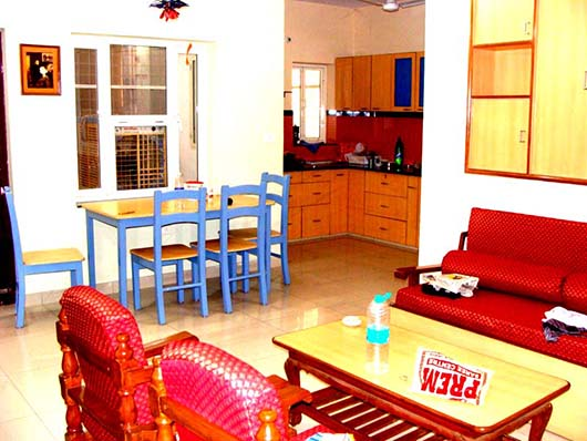 Chitrakoot Holiday Apartment, Jaipur, India, India bed and breakfasts and hotels