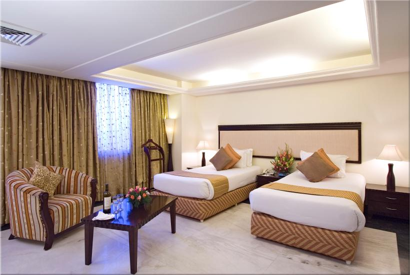 Clarks Inn - Pacific Mall, Ghaziabad, India, the world's best green bed & breakfasts in Ghaziabad