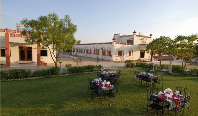 Bikaner Resort - Search for free rooms and guaranteed low rates in Bikaner 12 photos