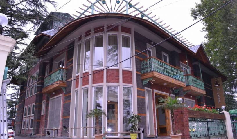 D's Casa, top 10 cities with hostels and cheap hotels in K?ngra, India 8 photos