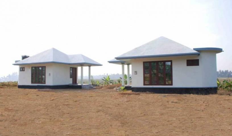 Evergreen Huts -  Kumarakom 1 photo