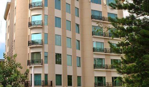 Goldfinch Hotels - Get cheap hostel rates and check availability in Bengaluru, Bengaluru (Bangalore), India hostels and hotels 1 photo