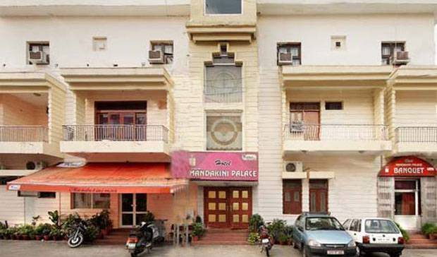 Hotel Mandakini Palace - Search for free rooms and guaranteed low rates in Kanpur 7 photos