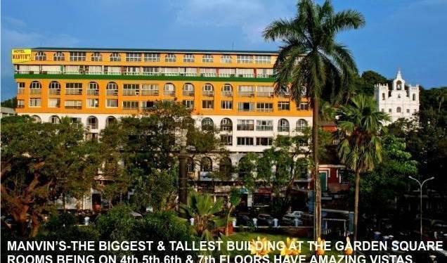 Hotel Manvin's 11 photos