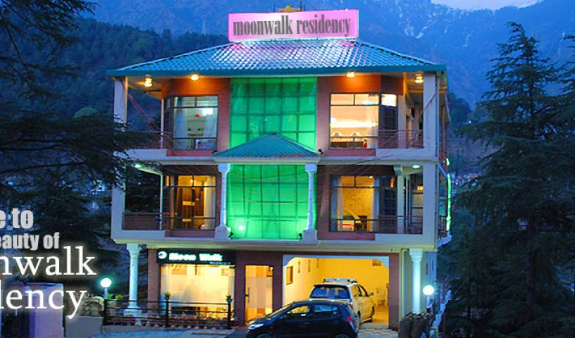Hotel Moon Walk Residency - Search available rooms and beds for hostel and hotel reservations in Dharmsala 17 photos