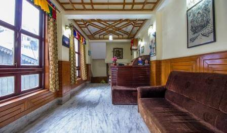 Hotel Potala - Get cheap hostel rates and check availability in Gangtok, instant online booking in Sikkim, India 7 photos