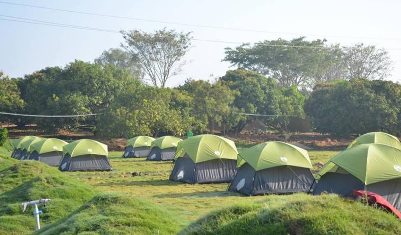 LHTS Campfire Circle Adventure Camp - Get cheap hostel rates and check availability in Ramanagaram, IN 1 photo