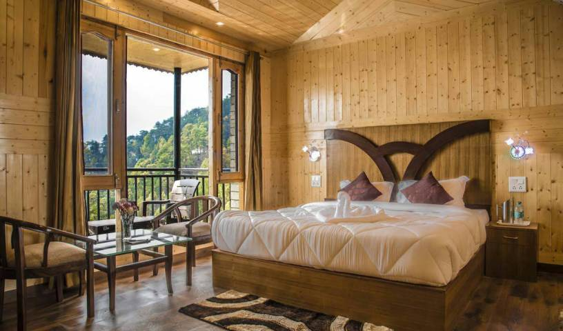 Mountain View Resort - Get cheap hostel rates and check availability in Chail 16 photos