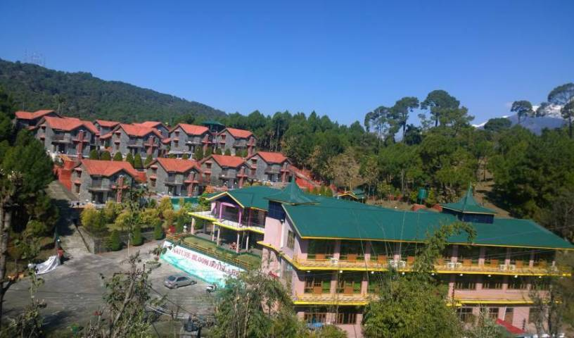 Nature Bloom Hotel and Resorts - Search available rooms and beds for hostel and hotel reservations in Devidanda 5 photos