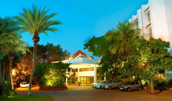 Sangam Hotels -  Tiruchchirappalli 20 photos