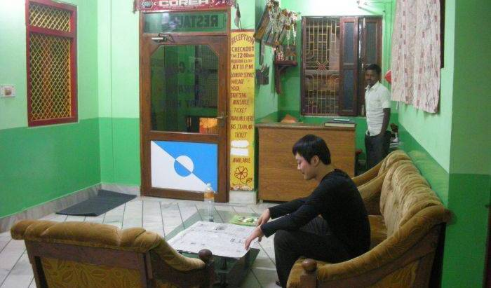Sankatha Guest House - Search available rooms and beds for hostel and hotel reservations in Benares, cheap hostels 7 photos
