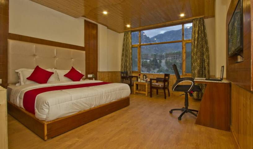 Sarthak Regency - Get cheap hostel rates and check availability in Manali 6 photos