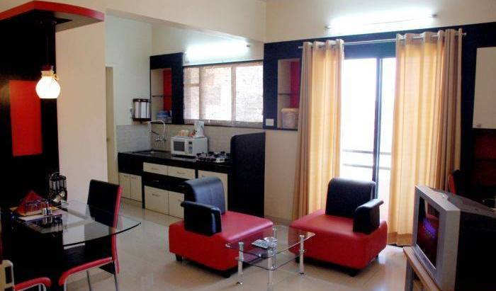Satellite Service Apartment - Search available rooms and beds for hostel and hotel reservations in Pune 7 photos
